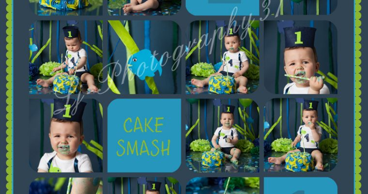 smash the cake : Lilian